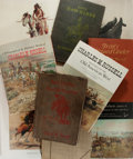 Books:Art & Architecture, Group of Ten Books by or About Charles Russell. Various publishers and dates. Four books by Russell, Three monographs, one b... (Total: 10 Items)