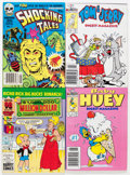 Modern Age (1980-Present):Humor, Harvey Digest Short Box Group (Harvey, 1980s-90s) Condition:Average FN....