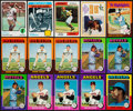 Baseball Cards:Lots, 1973-1975 Topps Baseball Card Collection (450+) With Many Stars andHoFers! ...