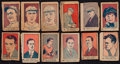 Baseball Cards:Sets, 1926-28 W512 & W513 Anonymous Near Set (75/100+3 Variations) - Baseball, Boxers, Aviators, Actors, Other Sports. ...