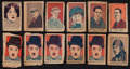 Non-Sport Cards:Lots, 1926-28 W512 (#'d 11-40) & W513 (#'d 51-60, 100) Aviators,Actors, Other Sports Collection (165). ...
