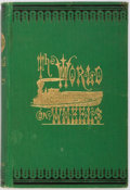 Books:Literature Pre-1900, Benj[amin] F. Taylor. The World on Wheels. And OtherSketches. Chicago: Griggs, 1874. Small Octavo. Publisher's ...