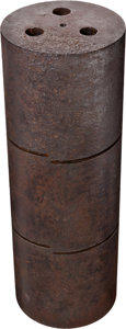 Military & Patriotic:Civil War, Very Rare Non-Excavated U.S. 3-Inch Sawyer Cannister Round....