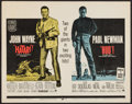 "Movie Posters:Adventure, Hatari!/Hud Combo (Paramount, R-1967). Half Sheet (22"" X 28"").Adventure.. ..."