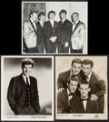 "Movie Posters:Rock and Roll, Buddy Knox & Others Lot (Roulette, 1950s). Autographed Photos(3) (8"" X 10""). Rock and Roll.. ... (Total: 3 Items)"