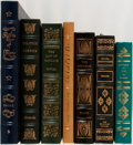 Books:Literature Pre-1900, [Philosophy] Group of Seven Political and Philosophical WorksPublished by Easton, Franklin and Legal Classics. Various Publ...(Total: 7 Items)