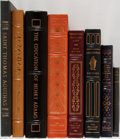 Books:Literature Pre-1900, [Philosophy] Group of Eight Political and Philosophical WorksIncluding Titles from The Franklin Library and Easton Press...(Total: 8 Items)