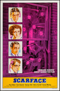 """Movie Posters:Crime, Scarface (United Artists, R-1979). One Sheet (27"""" X 41""""). Crime.. ..."""