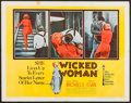 """Movie Posters:Bad Girl, Wicked Woman (United Artists, 1953). Half Sheet (22"""" X 28"""") StyleA. Bad Girl.. ..."""