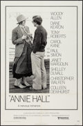 """Movie Posters:Comedy, Annie Hall (United Artists, 1977). One Sheet (27"""" X 41""""). Comedy....."""