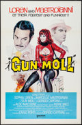 "Movie Posters:Foreign, Gun Moll (United Artists, 1975). International One Sheet (27"" X 41"") Flat Folded. Foreign.. ..."