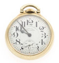 Timepieces:Pocket (post 1900), Hamilton 21 Jewel 992 B Pocket Watch. ...