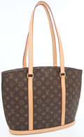 Luxury Accessories:Bags, Louis Vuitton Classic Monogram Canvas Babylone Shoulder Bag. ...