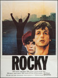 "Movie Posters:Academy Award Winners, Rocky (United Artists, 1977). French Grande (47"" X 63""). AcademyAward Winners.. ..."