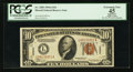 Small Size:World War II Emergency Notes, Fr. 2303 $10 1934A Hawaii Federal Reserve Note. PCGS Apparent Extremely Fine 45.. ...