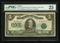 Canadian Currency: , DC-25d 1923 $1. ...