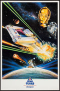 "Movie Posters:Science Fiction, Star Tours (Disney, 1987). Poster (20"" X 30""). Science Fiction....."