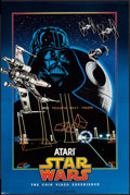 "Movie Posters:Science Fiction, Star Wars Atari Game (Atari, 1983). Poster (20"" X 30""). Science Fiction.. ..."