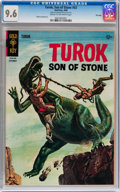 Silver Age (1956-1969):Adventure, Turok, Son of Stone #53 File Copy (Gold Key, 1966) CGC NM+ 9.6 Cream to off-white pages....