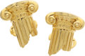 Estate Jewelry:Cufflinks, Gold Cuff Links, Henry Dunay. ...
