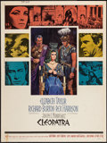 "Movie Posters:Historical Drama, Cleopatra (20th Century Fox, 1963). Poster (30"" X 40""). HistoricalDrama.. ..."