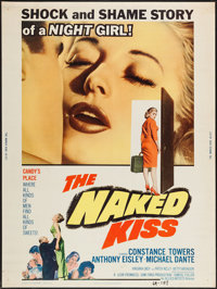 """The Naked Kiss (Allied Artists, 1964). Poster (30"""" X 40""""). Drama"""