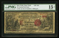 National Bank Notes:New York, New York, NY - $5 1875 Fr. 403 The National Park Bank Ch. # 891. ...