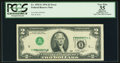 Error Notes:Inverted Third Printings, Fr. 1935-E $2 1976 Federal Reserve Note. PCGS Apparent Very Fine35.. ...