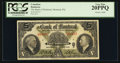 Canadian Currency: , Montreal, PQ- The Bank of Montreal $5 Jan. 2, 1935 Ch # 505-60-02. ...