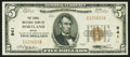 National Bank Notes:Maine, Portland, ME - $5 1929 Ty. 1 The Canal NB Ch. # 941. ...