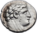 Ancients:Greek, Ancients: PHOENICIA. Tyre. Ca. 126/5 BC-AD 65/6. AR half-shekel(22mm, 7.05 gm, 12h). ...