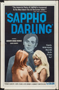 "Movie Posters:Sexploitation, Sappho Darling & Other Lot (Cambist Films, 1968). One Sheets(2) (27"" X 41""). Sexploitation.. ... (Total: 2 Items)"