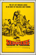 "Movie Posters:Sexploitation, The Seducers and Other Lot (Cinemation Industries, 1969). OneSheets (2) (27"" X 41""). Sexploitation.. ... (Total: 2 Items)"