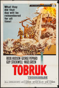 "Movie Posters:War, Tobruk & Other Lot (Universal, 1967). One Sheets (2) (27"" X41""). War.. ... (Total: 2 Items)"