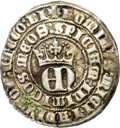 Spain: Castile and Leon. Enrique II Real ND (1369-79)