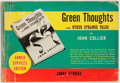 Books:Horror & Supernatural, John Collier. ARMED SERVICES EDITION. Green Thoughts and Other Strange Tales. Armed Services, Inc., [n.d., circa...
