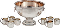 1970 World's Seniors Championship Punch Bowl Set from The Sam Snead Collection