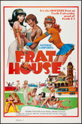 "Movie Posters:Sexploitation, Frat House (Orangewood Films, 1979). One Sheet (27"" X 41"").Sexploitation.. ..."