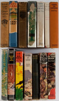 Books:Literature 1900-up, Zane Grey. Group of Fourteen Books By Zane Grey. Various publishers and dates. Some first editions. Octavos. Publisher's bin... (Total: 14 Items)