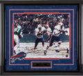 Football Collectibles:Photos, O.J. Simpson Signed Oversized Photograph....
