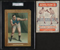 Boxing Cards:General, 1910's-20's Vintage T9 Jeffries and 1927 Spalding's Boxing ...