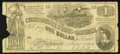 Confederate Notes:1862 Issues, CT44/339 Counterfeit $1 1862.. ...