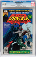 Bronze Age (1970-1979):Horror, Tomb of Dracula #70 (Marvel, 1979) CGC NM/MT 9.8 Off-white to whitepages....