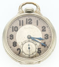Timepieces:Pocket (post 1900), Illinois 23 Jewel Sangamo Special 16 Size Pocket Watch. ...