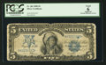 Large Size:Silver Certificates, Fr. 281 $5 1899 Silver Certificate PCGS Apparent Good 6.. ...