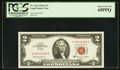 Small Size:Legal Tender Notes, Fr. 1514 $2 1963A Legal Tender Note. PCGS Superb Gem New 69PPQ.. ...