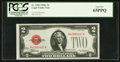 Small Size:Legal Tender Notes, Fr. 1504 $2 1928C Legal Tender Note. PCGS Gem New 65PPQ.. ...