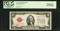 Small Size:Legal Tender Notes, Fr. 1505 $2 1928D Mule Legal Tender Note. PCGS Superb Gem New 67PPQ.. ...