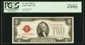Small Size:Legal Tender Notes, Fr. 1507 $2 1928F Legal Tender Note. PCGS Superb Gem New 67PPQ.. ...