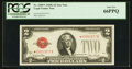 Small Size:Legal Tender Notes, Fr. 1508* $2 1928G Legal Tender Note. PCGS Gem New 66PPQ.. ...